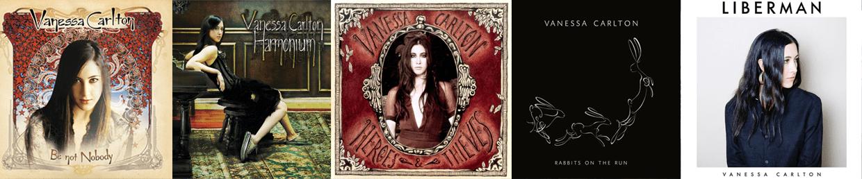 Vanessa Carlton - Rabbits On The Run (2011)