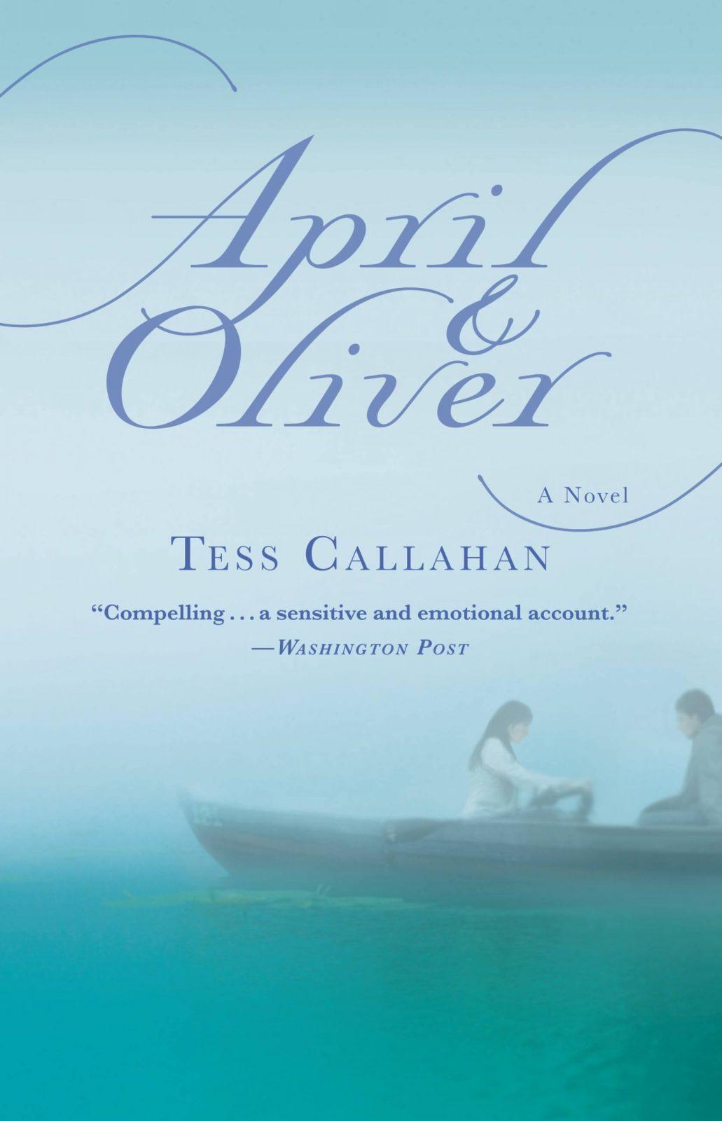 April & Oliver Tess Callahan