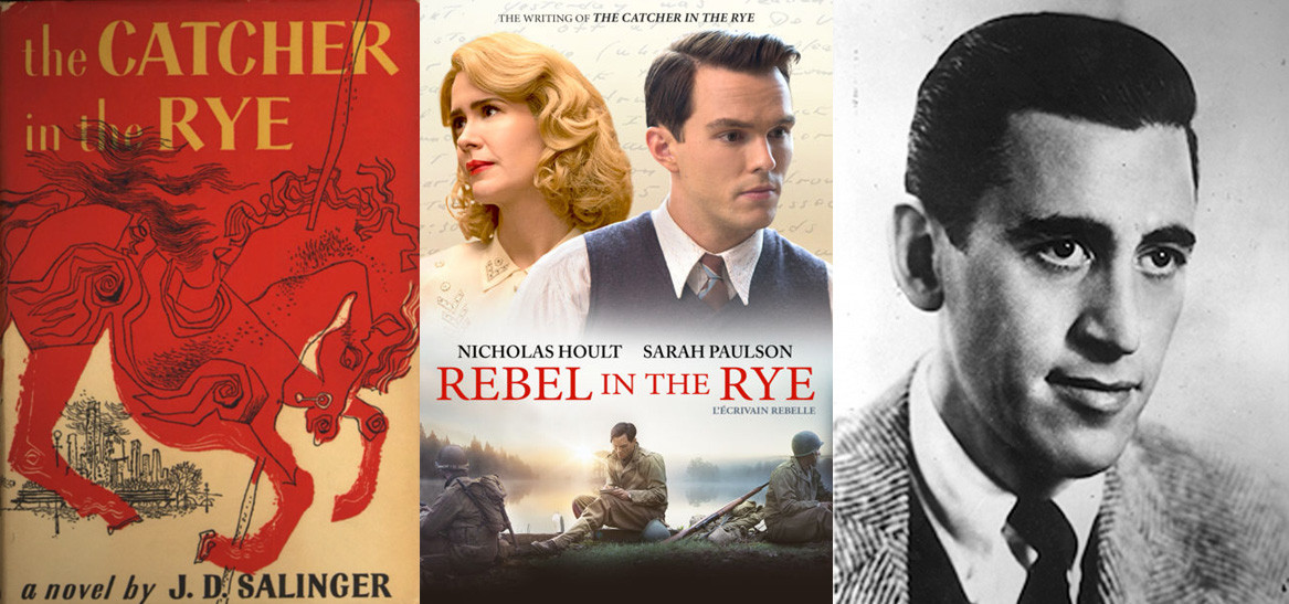 Rebel in the Rye: A Look at J.D. Salinger – Biopic Film Recommendation