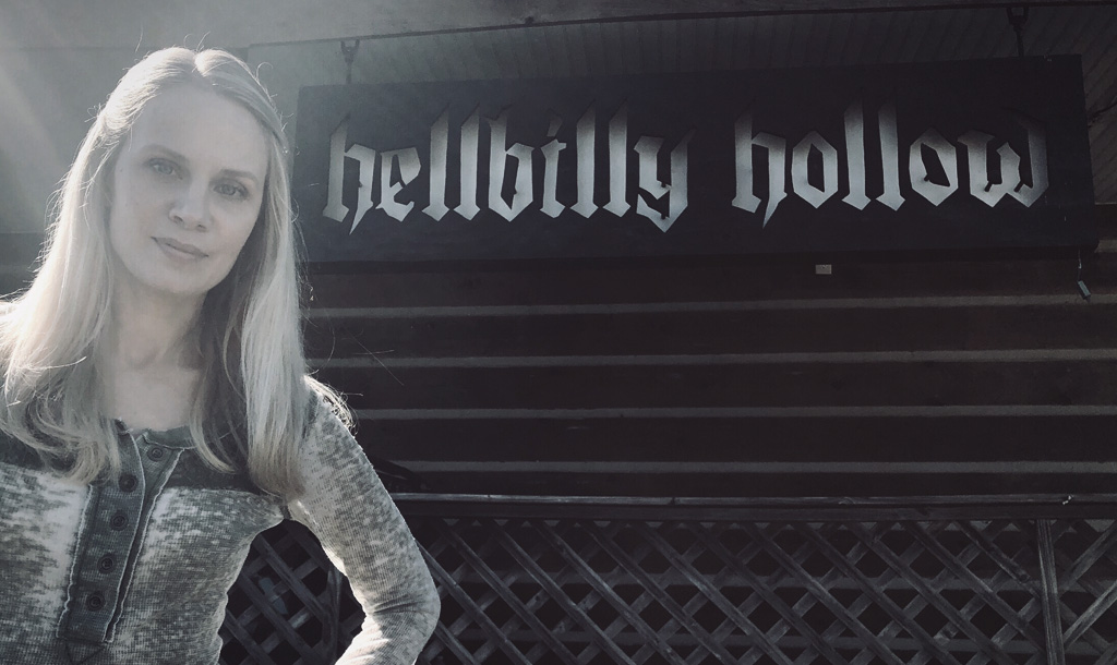 New Acting Role: Horror Film Hellbilly Hollow
