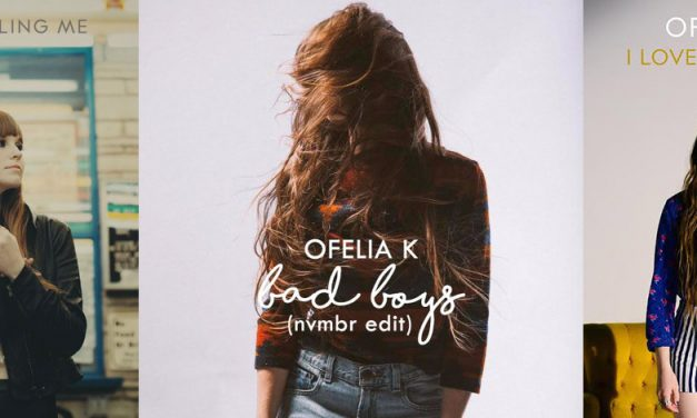 Indie Singer-Songwriter Spotlight: The Haunting and Hopeful Sounds of Ofelia K